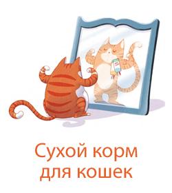 Сухие корма Almo Nature для кошек